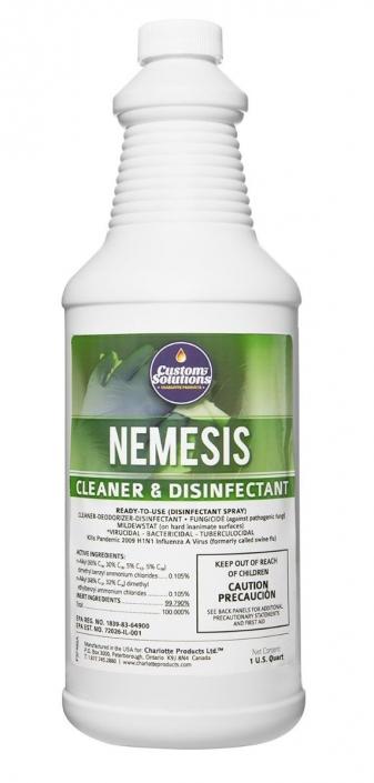 Advanage Nemesis Disinfectant